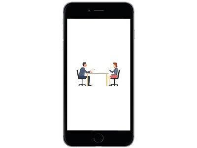 ขั้นตอน 3 สัมภาษณ์กับผู้สมัคร Premium